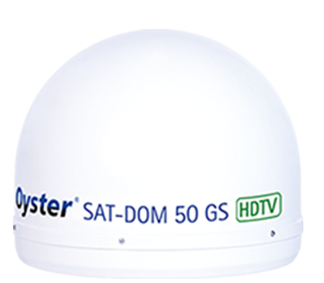 Oyster SAT-DOM 50 GS HDTV