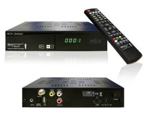 "HD CI+ Receiver ""Germany"""