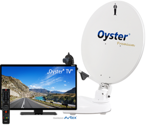 Oyster Premium + ,,Oyster TV""